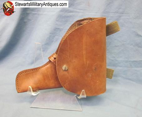 Stewarts Military Antiques - - Soviet WWII Era Nagant Revolver