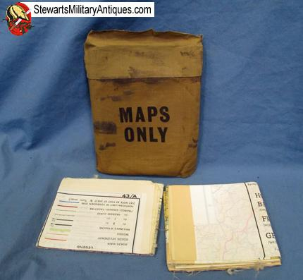 stewarts military antiques us wwii escape evasion maps only
