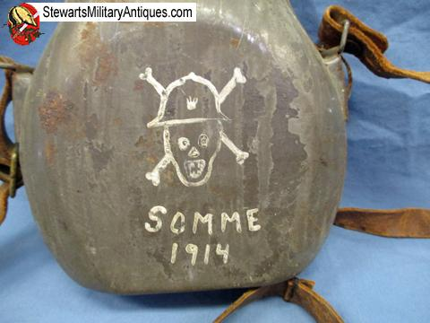 Stewarts Military Antiques - - French WWI Double Spout