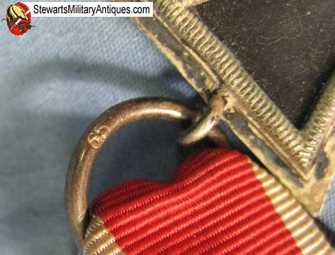 Stewarts Military Antiques - - German WWII Iron Cross 2nd