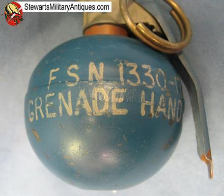Stewarts Military Antiques - - US Vietnam War M67-M69