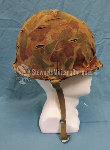 Stewarts Military Antiques - - US WWII USMC M1 Helmet, Liner