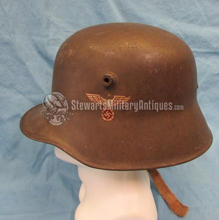 Stewarts Military Antiques - - Austrian WWI Steel Helmet, Replica