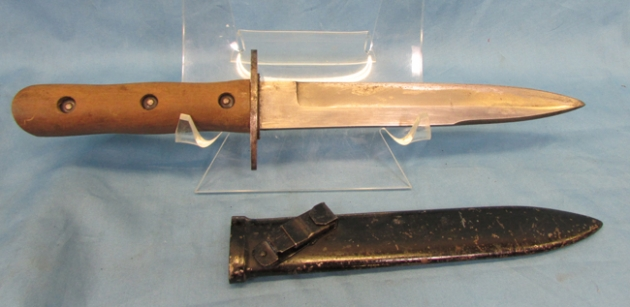 Stewarts Military Antiques - - Italian WWII Fighting Knife