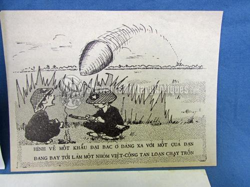 Stewarts Military Antiques - - US Vietnam War Propaganda