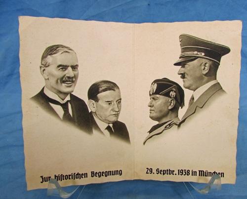 Stewarts Military Antiques German Pre Wwii 1938 Munich