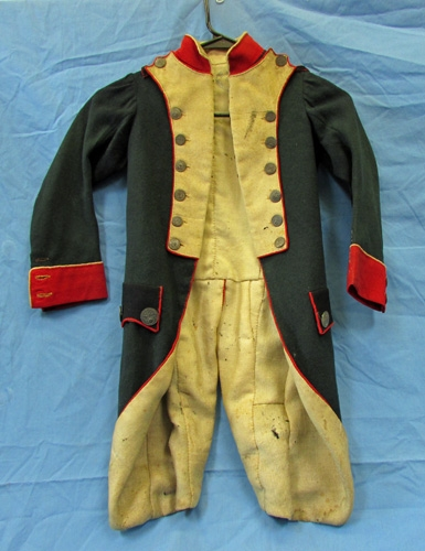 Stewarts Military Antiques French 19th Century Child