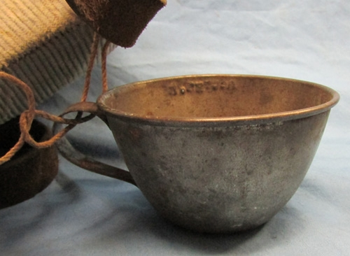 Stewarts Military Antiques - - French WWI Canteen & Cup