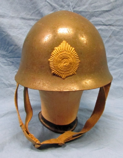 Stewarts Military Antiques - - Japanese WWII Steel Helmet, Thai