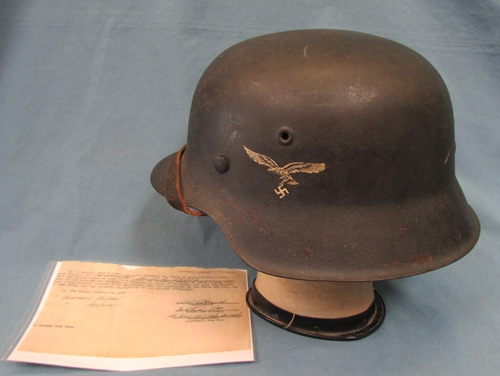 Stewarts Military Antiques - - German WWII Luftwaffe M1942