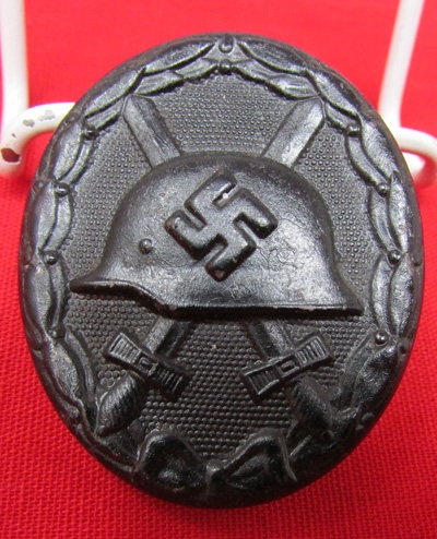 Stewarts Military Antiques - - German WWII Black Wound Badge