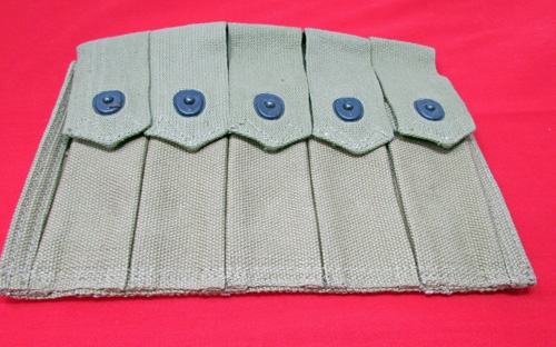 Stewarts Military Antiques - - US WWII, Thompson 5 Pocket