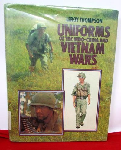 Stewarts Military Antiques - - Book, Vietnam War, Uniforms of the