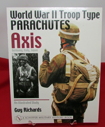 Books & Manuals Book, WWII Troop Type Parachute, Axis, Germany