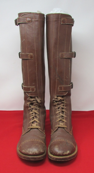 Stewarts Military Antiques - - US WWII M1941 Leather Cavalry