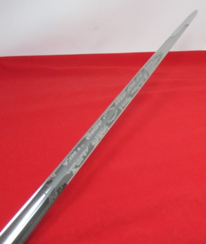 Swords US US Cold War Era, M1852 US Navy Officers Sword
