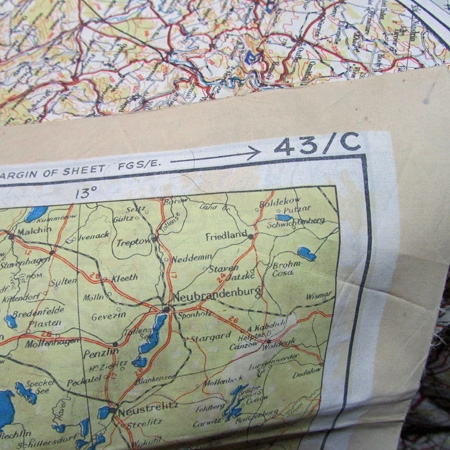 Map Of France And Holland Belgium.Military Maps Us Wwii Usaaf Escape Evasion Map 43 C D France